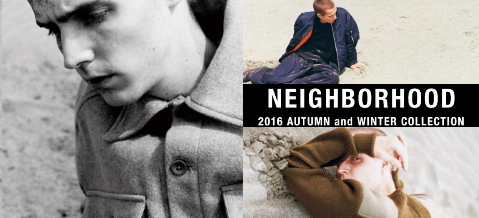 NEIGHBORHOOD 2016a&aメイン 1